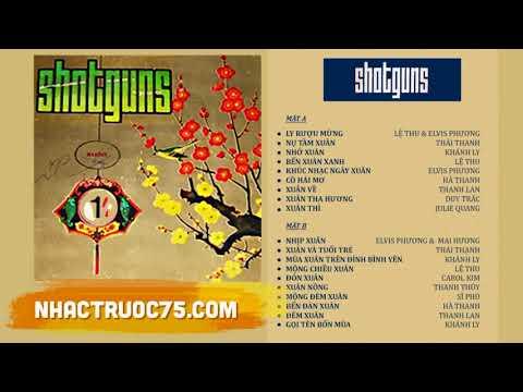 Băng Nhạc Shotguns 12 - Xuân 1971 – Thu Âm Trước 1975