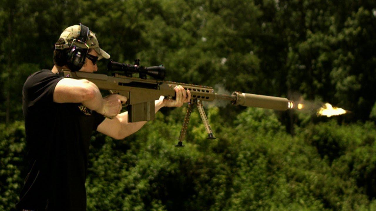 Daily Digest Sti   M107a1 Suppressed
