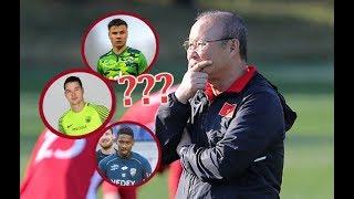 HOT: Đội tuyển Việt Nam triệu tập 2 cầu thủ Việt Kiều ở Vòng loại World Cup 2022?