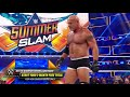 Dolph Ziggler's quick superkicks can't stop Goldberg SummerSlam 2019 WWE Network Exclusive