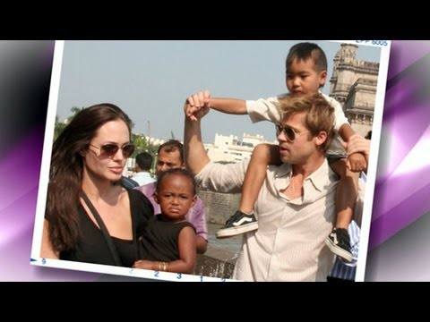 Angelina Jolie Double Mastectomy: Brad Pitt Gave Full Support for Mastectomy