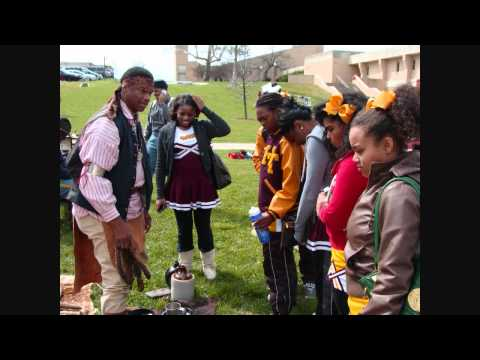 2.25.2012 Huston Tillotson University African American Heritage Festival.wmv