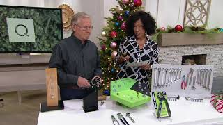 The Bionic 14-in-1 Adjustable Wrench on QVC