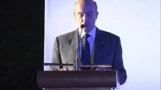 Alain Juppé speach at the launch of the Ramayanabook, Diane de Selliers