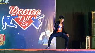 DIL DOOBA SONG DANCE DIL SE PERFORMANCE BY MANSEART Pathankot