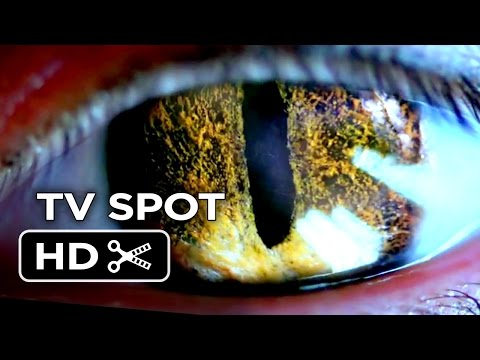 Lucy TV SPOT - This Friday (2014) - Scarlett Johansson, Morgan Freeman Movie HD