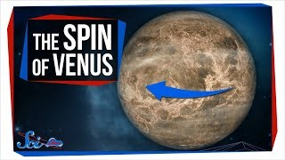 Why Does Venus Spin Backwards?