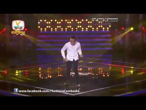 The Voice Cambodia - Live Show 1 - Som Raek Besdong - Vann Phally