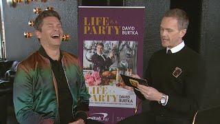 Watch What Happens When Neil Patrick Harris Interviews Hubby David Burtka