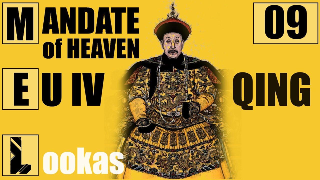 Europa Universalis IV PL | Qing | let's play | Władca Debil nad DEBILE #09