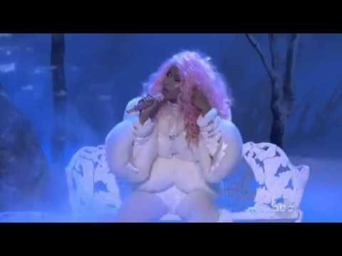 Nicki Minaj - Freedom (Live AMA 2012)