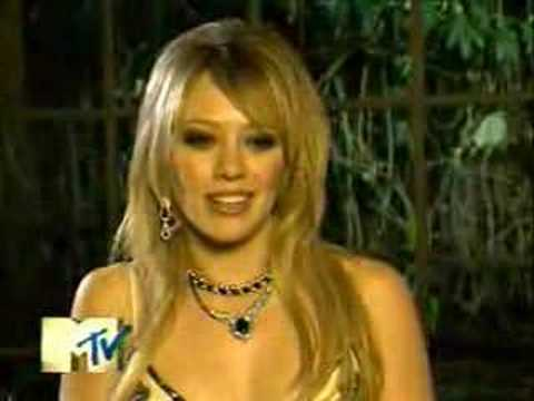 hilary & haylie duff - material girls
