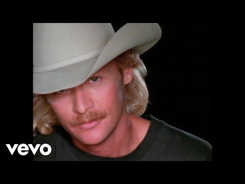 Alan Jackson - She's Got The Rhythm (And I Got The Blues)