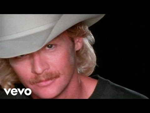 Alan Jackson – She's Got The Rhythm