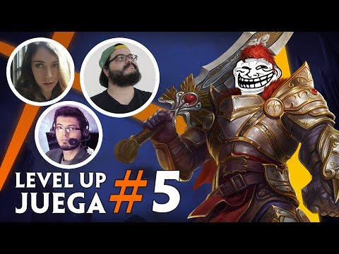 Level Up Juega (5) - Aventura de Hércules SMITE
