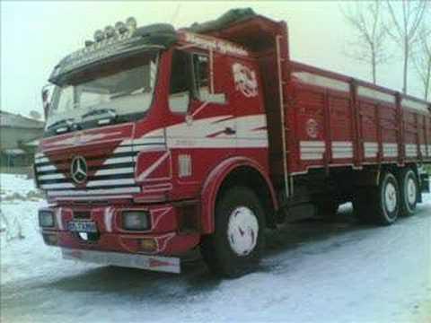 modifiye kamyon