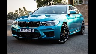 Has the new BMW M5 replaced the modern supercar?
