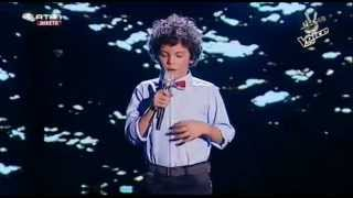 José Moreira - Impossible - Gala - The Voice Kids