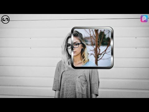 Frame Manipulation - Picsart Photo Editing