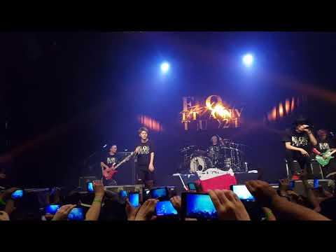 FLOW - Ready Steady Go {L'Arc~en~Ciel Cover} (Live Chile)