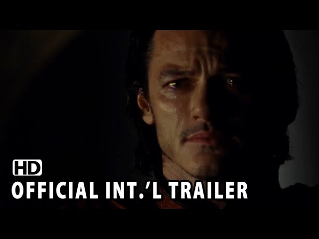 Dracula Untold Official International Trailer (2014) HD