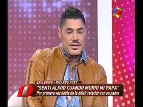 Ricardo Fort en Intrusos