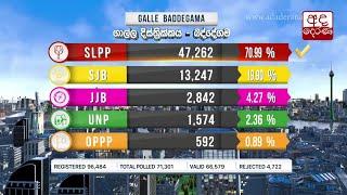 Polling Division - Baddegama