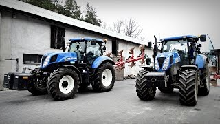 Orka 2015 - New Holland T7.185 / T6050 / T5060