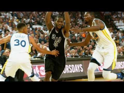 Best of Phantom: Spurs vs Warriors   Opening Night 10.25.16