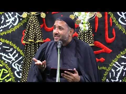Shaykh Abbas Ismail - 01 Muharram 1441 (31 Aug 2019) Bandra Khoja Masjid, Mumbai (English Majalis)