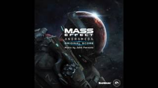 Mass Effect Andromeda Soundtrack - 1  A Better Beginning