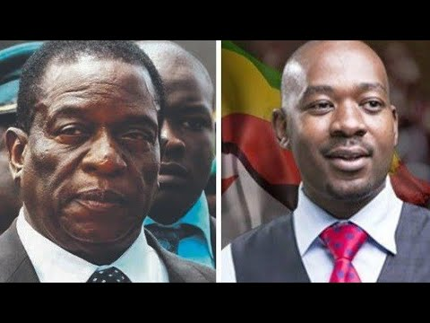 ED MNANGAGWA WINNER OF 2018 ELECTIONS