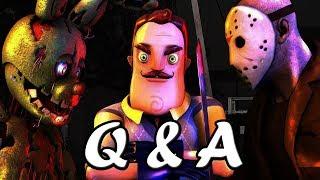 Q And A Pertama Dan Yang Terakhir - #Q&AKurus
