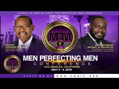 COGIC Men's Conference Bishop Charles E. Blake Sr, 05/04/18 7pm