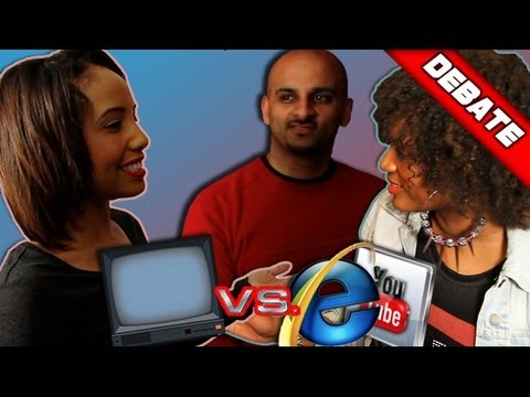 Is The Internet Taking Over TV? [UK Debate S02 E27]