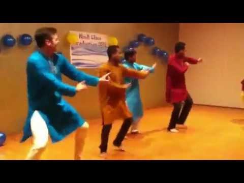 Hindi graduation 2012