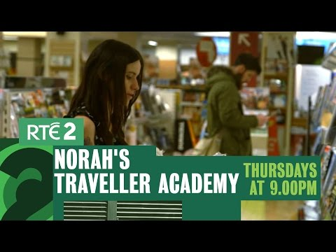 Market research for Traveller magazine  | Norah's Traveller Academy | RTÉ2