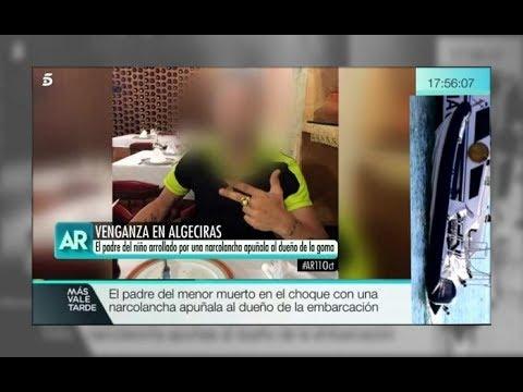 EL dueño de la narcolancha que mató a un niño es apuñalado - Aduanas SVA