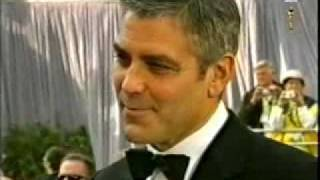 George Clooney - red carpet Oscar 2006