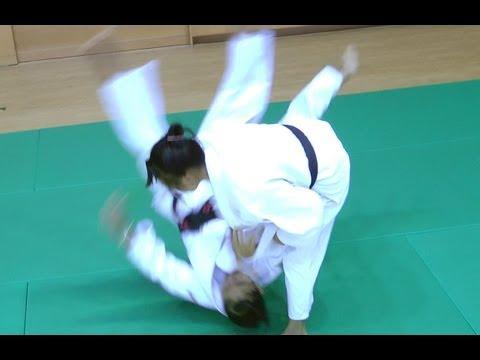Judo - Hane Goshi - 跳腰 Image 1