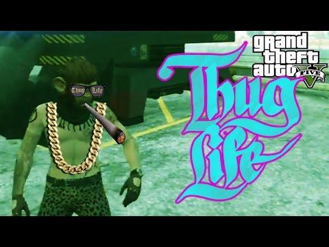 Thug life GTA 5 Thuglife, Win & Compilation Funny Video 2016 #15