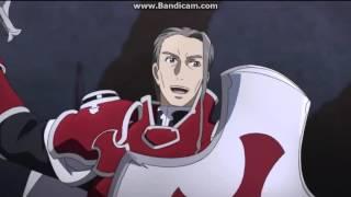 SAO - Kirito vs. HeathCliff (Full Battle) English Dubbed