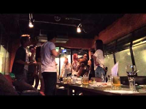 HBD P'Bew at Yes R&B Thonglor