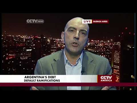 Tomas Bulat Discusses Argentine Debt to the U.S.