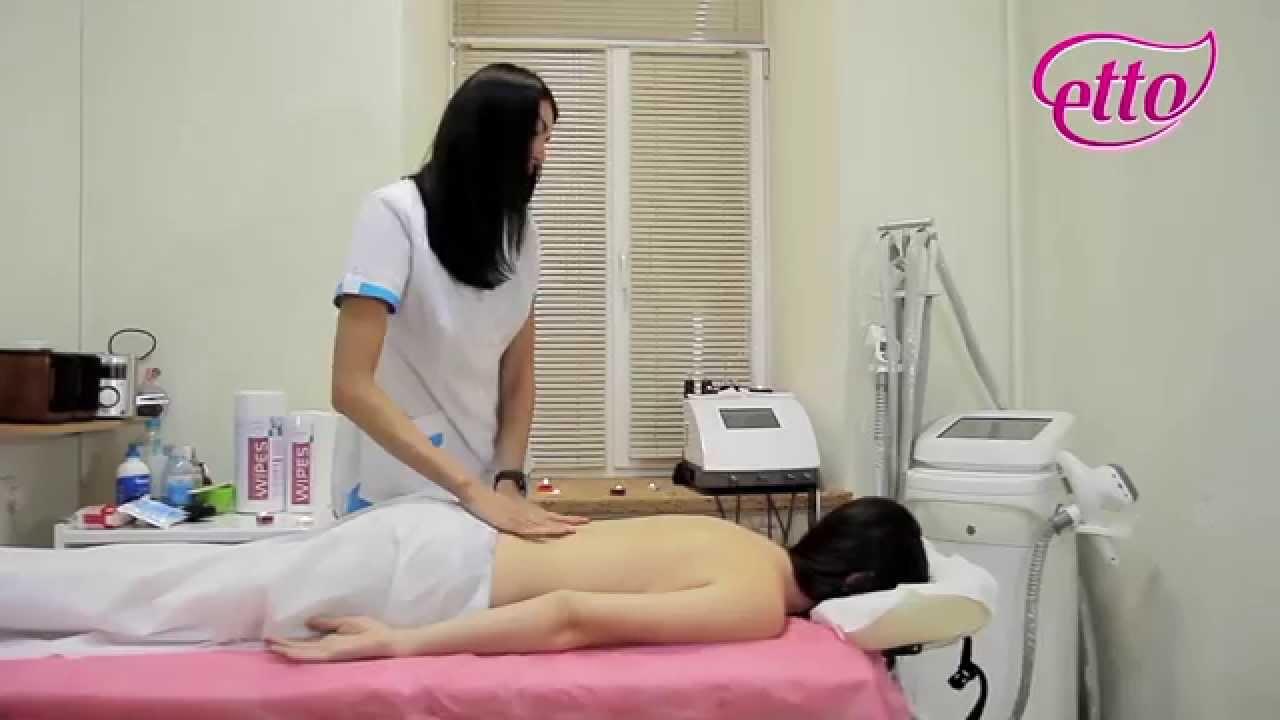 Одноразовые пелёнки для массажа