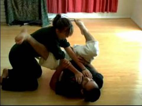 Basic Judo Techniques : Judo Armbar Technique Image 1