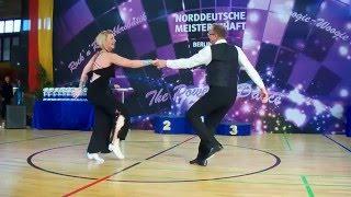 Gabi Prems & Hans Prems - Norddeutsche Meisterschaft 2016