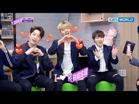 Today's GUEST : WANNA ONE_Part.2, N.Flying [KBS World Idol Show K-RUSH2 2017.12.15]