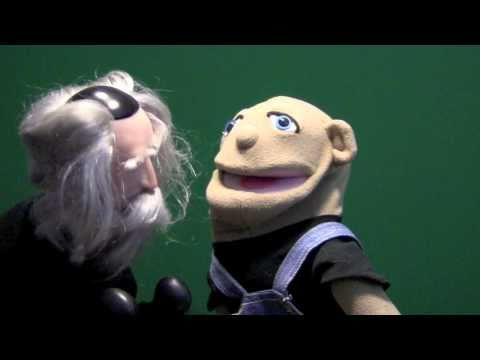 I'm Gonna Kick Somebody's Ass (puppet Version) video