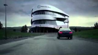 Реклама Mercedes-Benz E-Class Coupe 2010.mp4